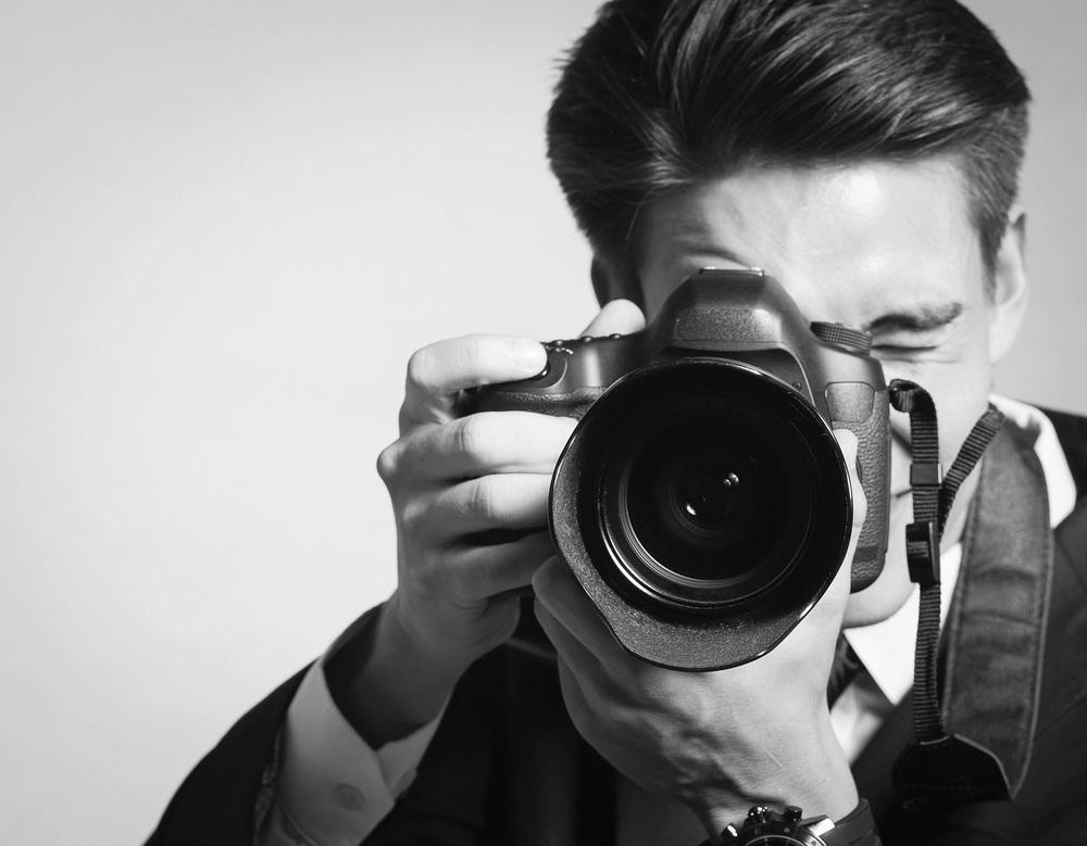 Картинки про фотографов